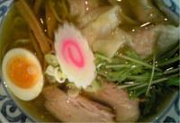 多摩利や塩ワンタン麺.JPG