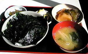 青海苔段々定食.JPG